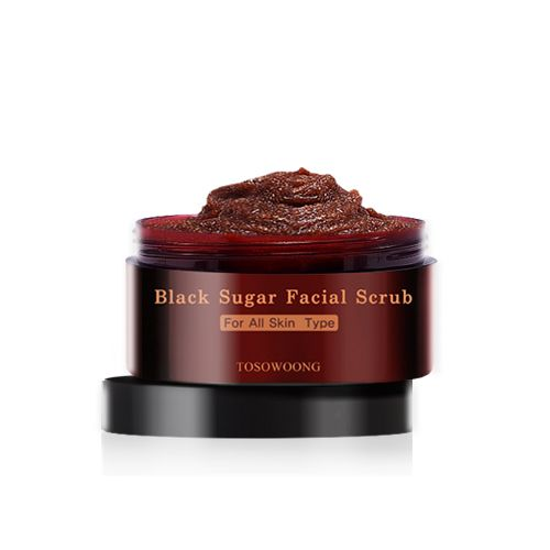 Black Sugar Facial Scrub  $14