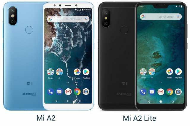 Xiaomi Announced Mi A2 And Mi A2 Lite Android One Smartphones Coming To France First News Business Entertainment Reviews And Tech How Tos Android One Xiaomi Smartphone