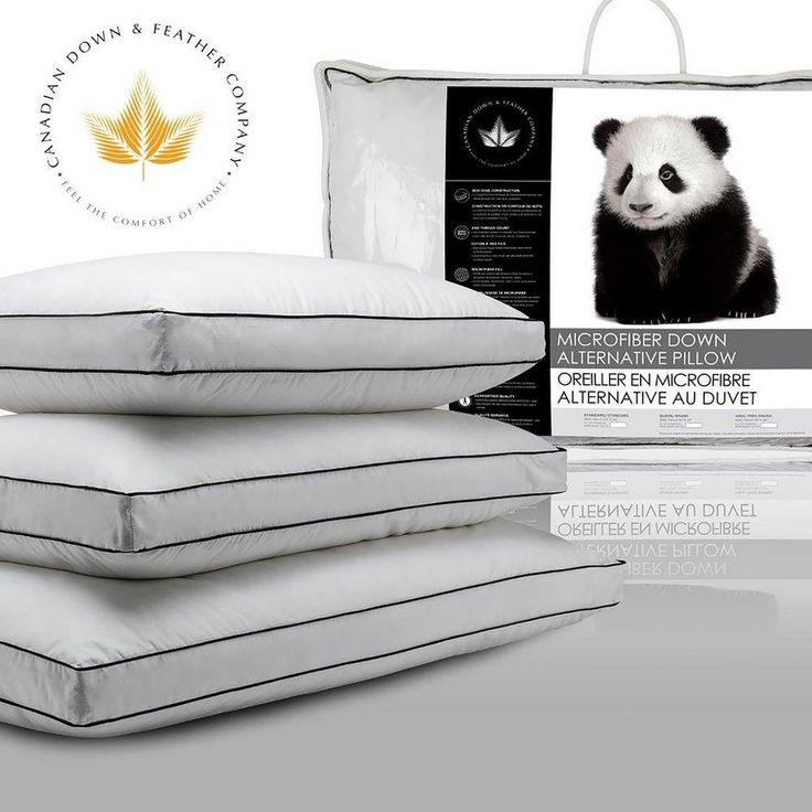 Buy Microfibre Down Alternative Pillow Online & Reviews