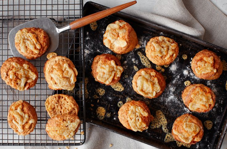 The rich flavours of Red Leicester cheese and salty Marmite are a match made in heaven in these delicious scones. They're perfect for serving as part of a unique afternoon tea, or for popping into your little one's lunchbox.