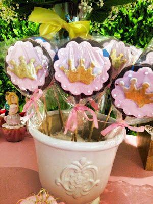 Malta Cakes: Festa princesas