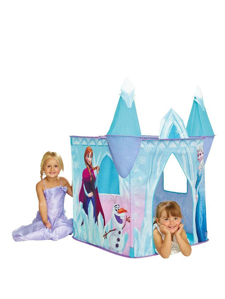 Disney Frozen Canopy Bed Uk