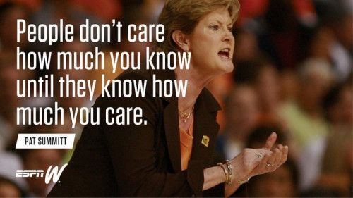 Pat SUmmit