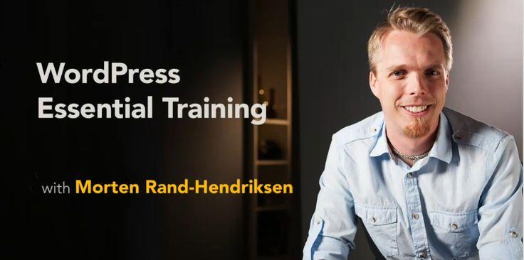Create Your Own Website Using WordPress With Morten Rand Hendriksen