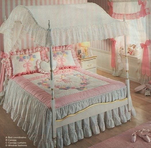 That was my bed for15 years