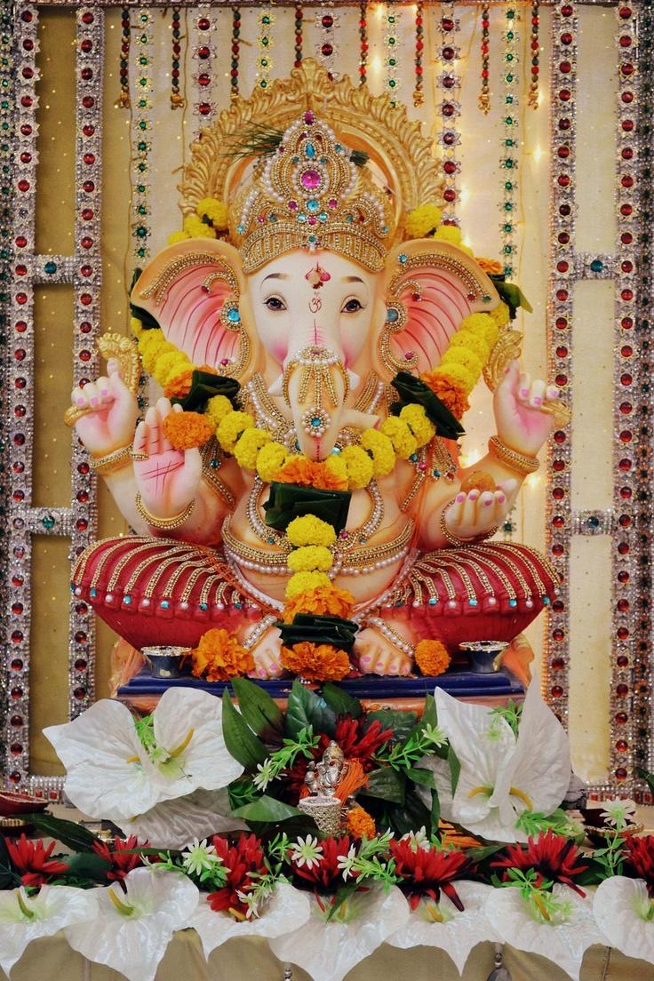 Ganesh Chaturthi - Indian Festival - September 2012