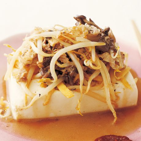 豚もやし豆腐 | 吉田勝彦さんの小鉢の料理レシピ | プロの簡単料理レシピはレタスクラブニュース