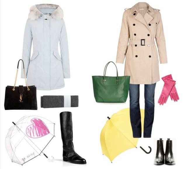 Outfit da pioggia - Consigli x principianti