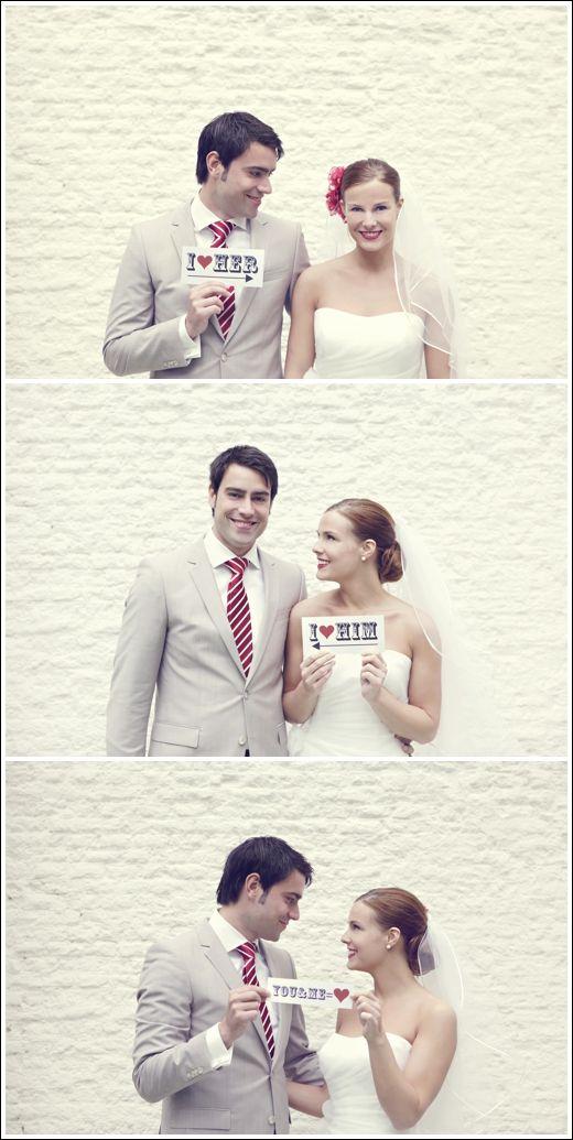 De leukste do-able ideeën voor als je gaat trouwen! - Pinterested @ http://wedspiration.com.