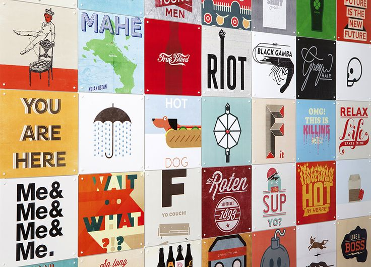 IXXI wall decoration made with the illustrations of the German graphic designer Hannes Beer. Get inspired at www.ixxidesign.com/inspiration #IXXI #ixxiyourworld #ixxidesign #home #illustrations #walldecoration #interior #livingroom #art #colorful #style