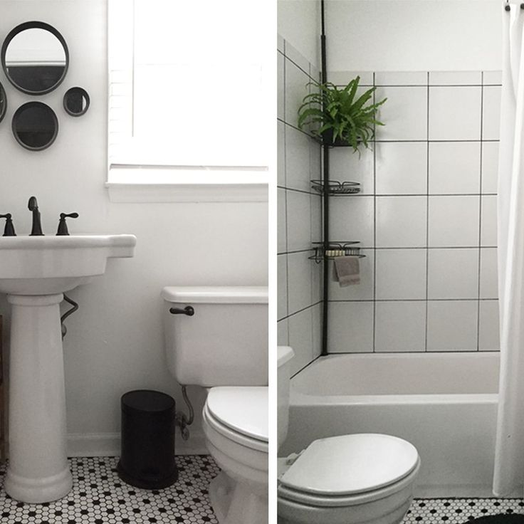 Before And After Bathroom Makeovers On A Budget: Best 25+ Tiny Bathroom Makeovers Ideas On Pinterest