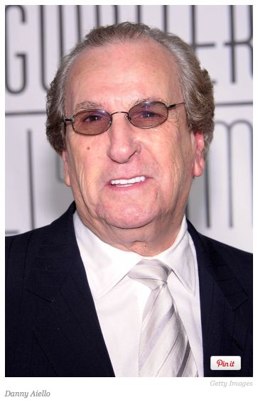 Danny Aiello to Pen Memoir for Gallery Books