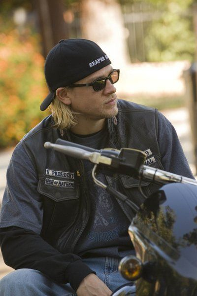 Charlie Hunnam - Sons of Anarchy. h.o.t.