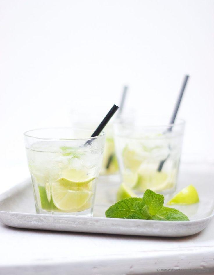 Caiprinha Rezept für laue Sommerabende auf der Terrasse von Sweets and Lifestyle
