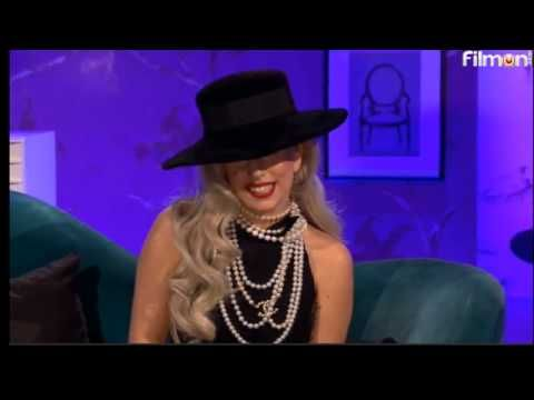 Lady Gaga on Alan Carr Chatty Man - Interview + Performance Marry The Night  Follow: http://www.thebarbecuemaster.net/LadyGaga-loves-meat.html https://twitter.com/#!/Poleemizando & https://alwaysgaga.tumblr.com