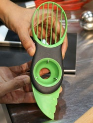 OXO 3-in-1 Avocado slicer - As much avocados as I eat, I need one of these!
