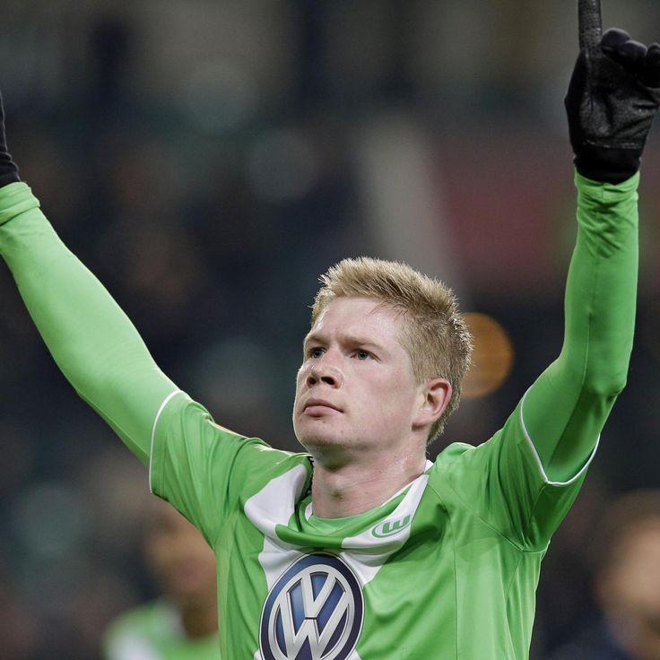 Kevin De Bruyne Transfer News: Latest Details, Rumours on Wolfsburg Star | Bleacher Report