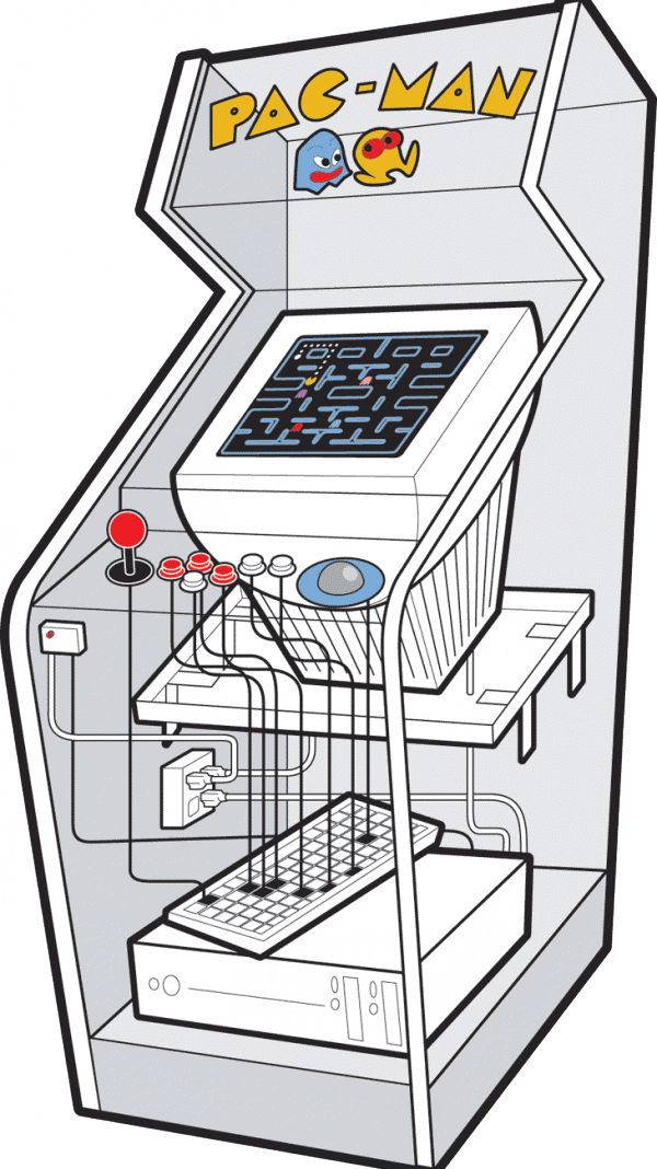 Mame Arcade Cabinet Plans Pdf - Beste Awesome Inspiration