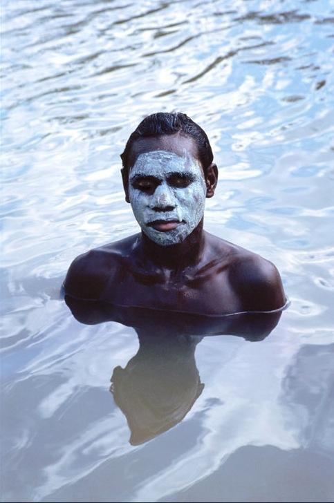 Aboriginal Teenager, Australia by Sam Abell