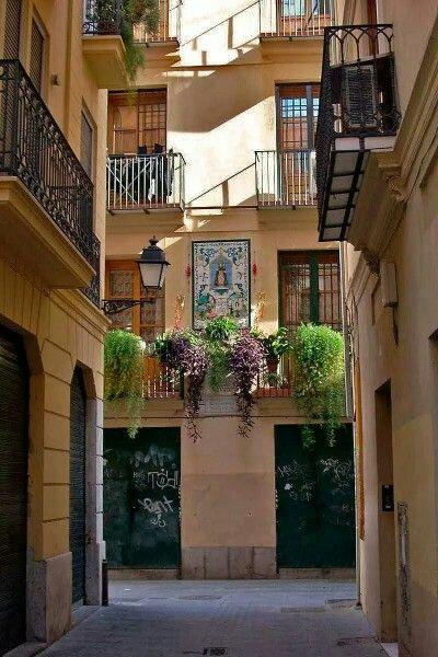 17 best images about rincones de valencia spots in - Edificio palomar valencia ...