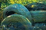 "New artwork for sale! - "" Garbage Debris Waste Mature Old  by PixBreak Art "" - http://ift.tt/2mLpMYI"