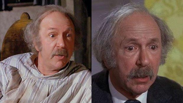 Jack Albertson – Grandpa Joe (1971) #CharlieandtheChocolateFactory