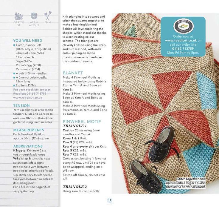 Simply Knitting №155 2017 - 轻描淡写的日志 - 网易博客