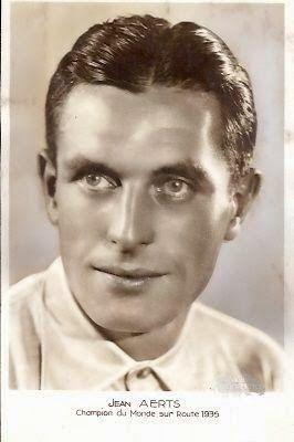 Jean Aerts (1907-1992), champion du monde en cyclisme sur route en 1935