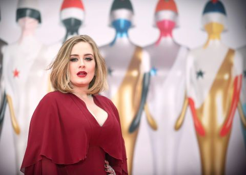 Here's a must-read article from Woman's Day:  Adele's Makeup Artist Just Revealed the Secret Behind Her Famous Eyeliner