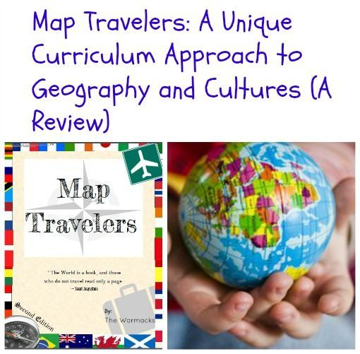 Map Travelers geography & cultures unit study for all ages {review} @The Homeschool Post