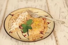 21 Day Fix: Cherry Turnovers | From Forks to Fitness