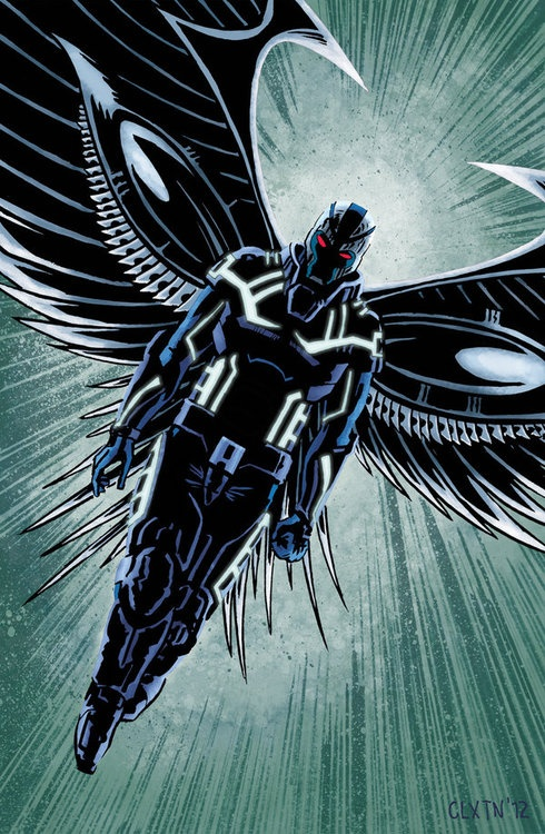 Archangel: Seed of Apocalypse by Clayton Cowles
