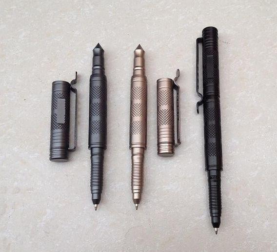 Tactical Self Defense Pen - Survival Gear #survivalweapons #survivalprepping #selfdefenseproducts