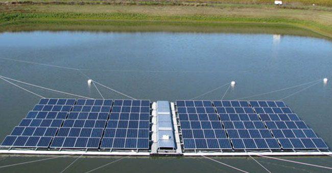 Fotovoltaico galleggiante in crescita grazie a consorzi di bonifica