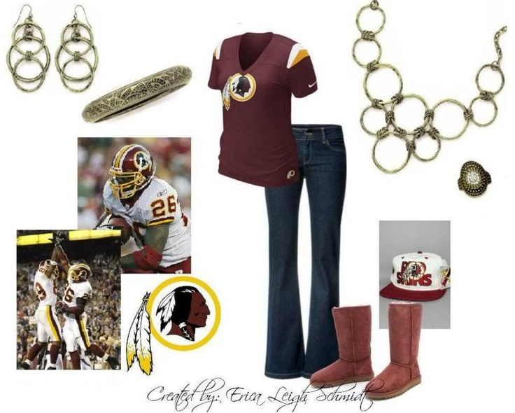 Redskins...I can do this!!!