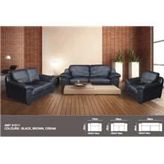 * * EXCLUSIVE FAUX LEATHER RANGE * *  ONLY £475 DELIVERED FOR A 3 SEATER AND 2 SEATER! 1 SEATER EXTRA £175