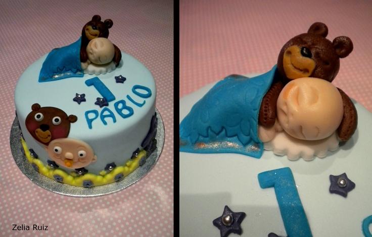 Mini Tarta Bebé