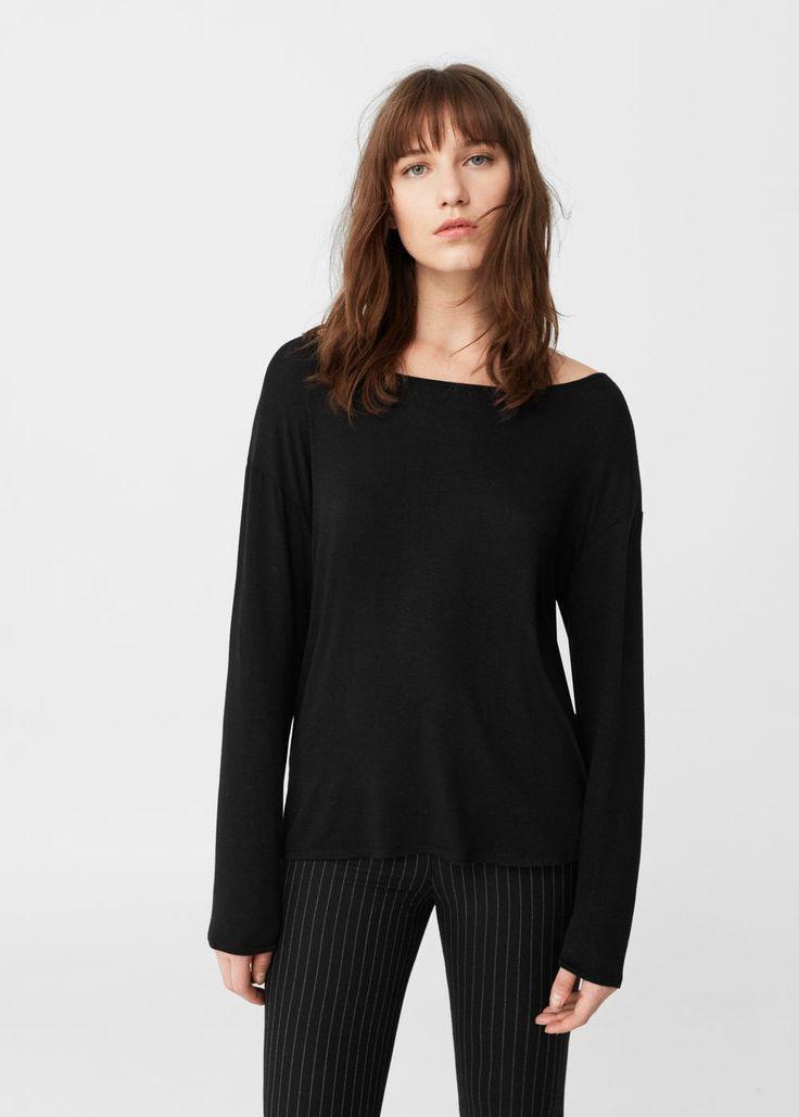 T-shirt basique | MANGO