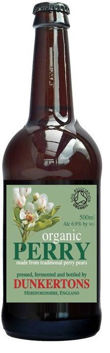 Coming soon! Dunkertons Perry Cider from the UK!