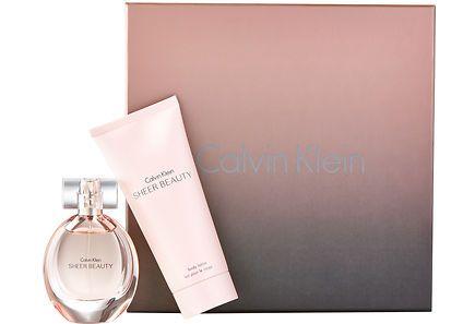 Calvin Klein - Calvin Klein Sheer Beauty tuoksupakkaus