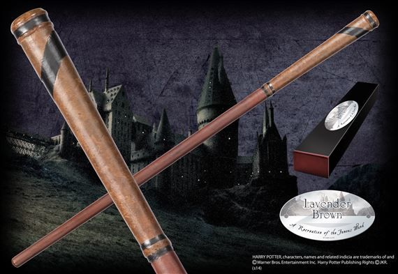 Lavender Brown Wand