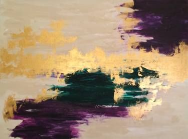 "Saatchi Art Artist Eunice Iniguez; Painting, ""Contemporary Abstract Painting: Original Large Acrylic Painting"" #art"