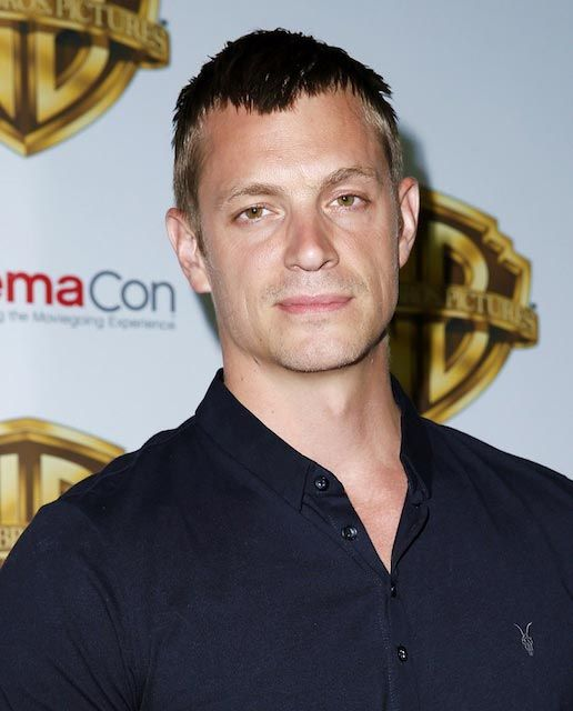 Joel Kinnaman during CinemaCon Warner Bros Pictures event in April 2016...
