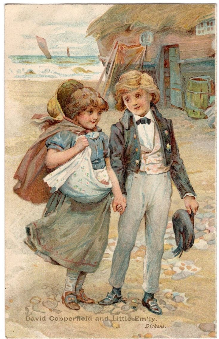 characters in david copperfield david copperfield by charles  images about ernest nister edward vincent brewer on postcard ernest nister dickens illustration david copperfield undivided