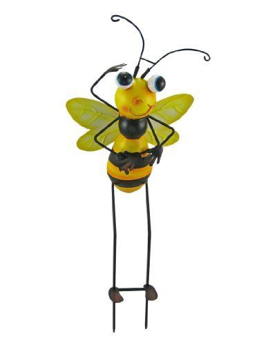Regal Art And Gift Bee Stake Small By Regal Art U0026 Gift. $29.95. Measures