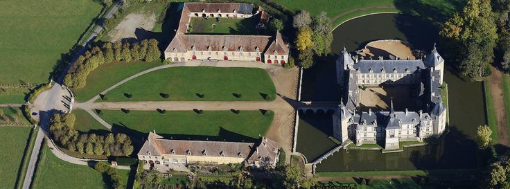 Châtau de Sully, Saône et Loire
