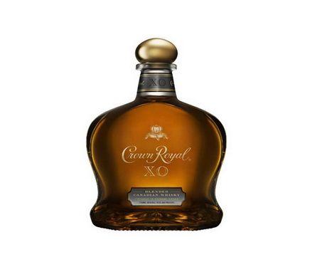 Данью истории стал виски Crown Royal XO в королевской бутылке
