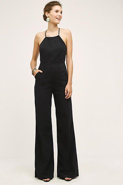 Paige Rihannon Jumpsuit Black S Jumpsuits