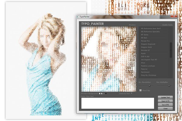 Deal Of The Week : Create Typographic Images with Typo-Painter – only $5!