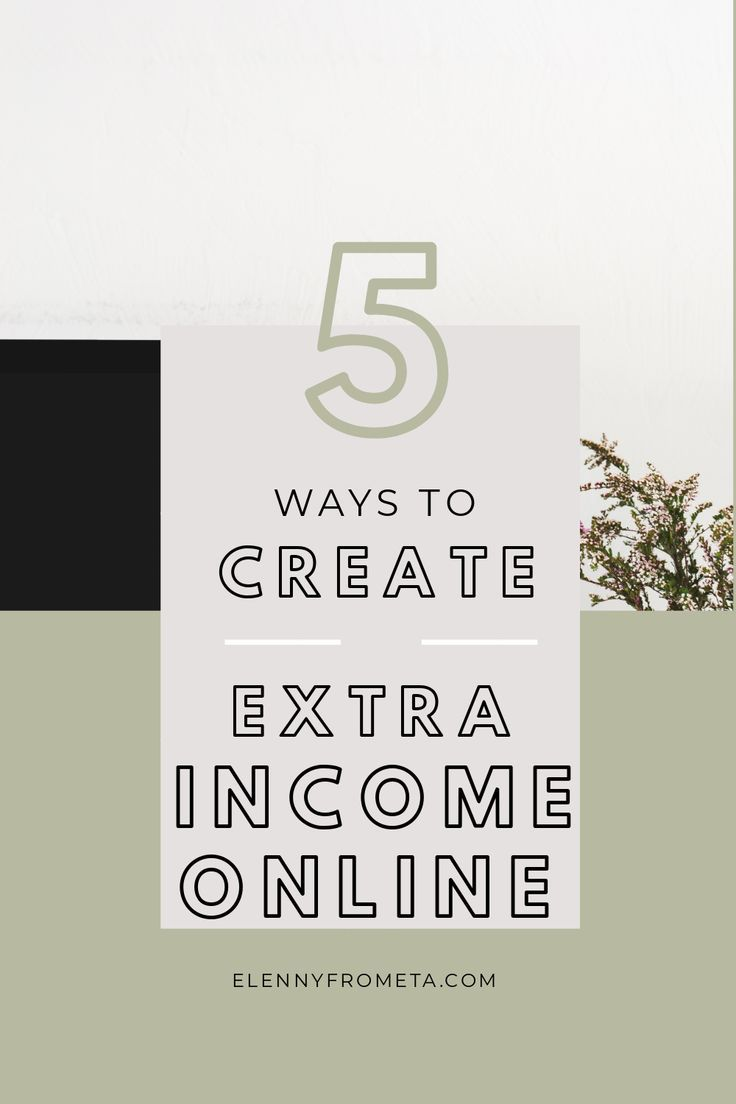 5 Simple Ways to Create Five Streams of Income For The New Year – Andrej | Marketing | Affiliate